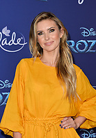 "LOS ANGELES, USA. November 08, 2019: Audrina Patridge at the world premiere for Disney's ""Frozen 2"" at the Dolby Theatre.<br /> Picture: Paul Smith/Featureflash"
