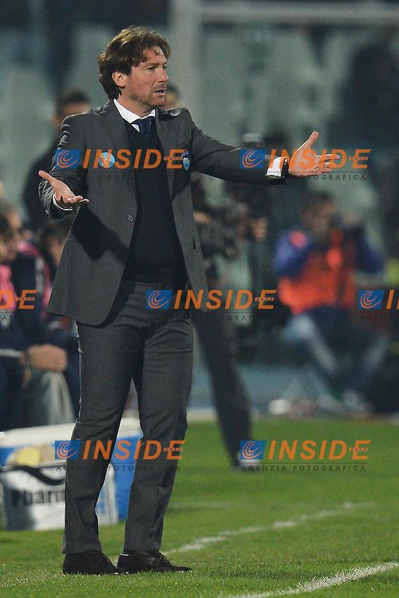 Giovanni Stroppa allenatore Pescara.Pescara 10/11/2012 Stadio Adriatico.Football Calcio 2012/2013 Serie A .Pescara Vs Juventus.Foto Andrea Staccioli Insidefoto
