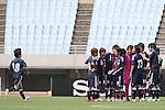 U-20 U-20 Women's Japan National Team Group (JPN), .JUNE 17, 2012 - Football / Soccer : .Women's International Friendly match between U-20 Japan 1-0 U-20 United States .at Nagai Stadium, Osaka, Japan. (Photo by Akihiro Sugimoto/AFLO SPORT) [1080]