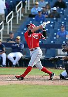Alex Blandino - Cincinnati Reds 2018 spring training (Bill Mitchell)