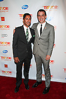 Maulik Pancholy and Keola Whittaker at TREVOR LIVE! An irreverent evening of music and comedy to benefit The Trevor Project, honoring Susan Sarandon and MTV in  New York City. June 25, 2012 © Diego Corredor/MediaPunch Inc. *NORTEPHOTO* **SOLO*VENTA*EN*MEXICO** **CREDITO*OBLIGATORIO** **No*Venta*A*Terceros** **No*Sale*So*third** *** No*Se*Permite Hacer Archivo** **No*Sale*So*third** *Para*más*información:*email*NortePhoto@gmail.com*web*NortePhoto.com*