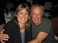 sept 2,  2003, Montreal, Quebec, Canada<br /> <br /> Pascale Hebert et son marie Charles Biname
