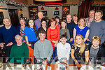 Celebrating their birthday's on Saturday night with family and friends at the Grand Hotel  were l-r  Tom Sears, Clahane Ballyard from Clahane celebrating his 55th birthday, Kieran Sears, Clahane Ballyard from Clahane who was celebrating his 16th birthday and Laura Byrne from Caherslee who was celebrating her 21st Birthday.
