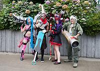 Pax West 2016, Seattle, Washington State, WA, USA.