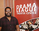 Travis Ballenger attends the Central Academy of Drama: Professors Visit The Drama League on September 22, 2017 at the Drama League Center  in New York City.