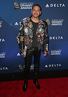 07 February 2019 - Los Angeles, California - Evan Ross. Delta Air Lines 2019 GRAMMY Party held at Mondrian Los Angeles. Photo Credit: Faye Sadou/AdMedia