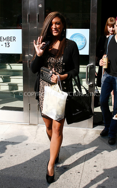 "WWW.ACEPIXS.COM . . . . .  ....September 12 2011, New York City....""Jersey Shore' cast member Sammi Giancola  at Mercedes Benz New York Fashion Week on September 12 2011 in New York City....Please byline: CURTIS MEANS - ACE PICTURES.... *** ***..Ace Pictures, Inc:  ..Philip Vaughan (212) 243-8787 or (646) 679 0430..e-mail: info@acepixs.com..web: http://www.acepixs.com"