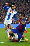 2016-12-18-FC Barcelona vs RCD Espanyol: 4-1.