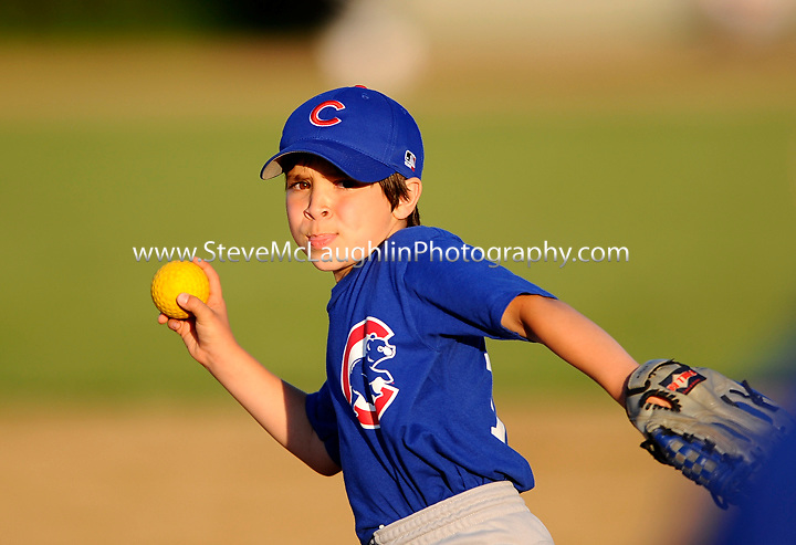 Hebron Baseball - Cubs vs. Tigers