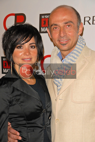 """Shaun Toub<br /> at the debut of Mark Liddell's """"Exposed: 10 Years In Hollywood,""""  Lloyd Wright's Sowden House, Los Angeles, CA. 11-09-09<br /> David Edwards/Dailyceleb.com 818-249-4998"""