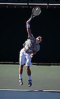 Stanford, CA; Saturday March 28, 2015; Men's Tennis, Stanford vs Arizona.