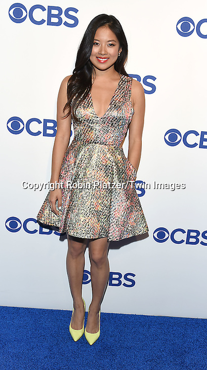 Christine Ko attends the CBS Upfront 2016-2017 on May 18, 2016 at the Oak Room at the Plaza Hotel in New Yorik, New York, USA.<br /> <br /> photo by Robin Platzer/Twin Images<br />  <br /> phone number 212-935-0770