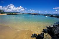 Lydgate State Park, Swimming area, Kauai