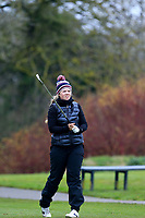 Lisa Marie Schumacher (Germany) during the Irish Girls' Open Stroke Play Championship, Roganstown Golf Club, Swords, Ireland. 13/04/2018.<br /> Picture: Golffile | Fran Caffrey<br /> <br /> <br /> All photo usage must carry mandatory copyright credit (&copy; Golffile | Fran Caffrey)
