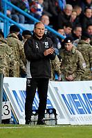 Gillingham Caretaker Manager, Steve Lovell during Gillingham vs Bury, Sky Bet EFL League 1 Football at the MEMS Priestfield Stadium on 11th November 2017