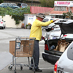 ..April 29th 2012      Sunday ...Nick Nolte shopping in a yellow shirt for food at Pavilion s market in Malibu California ...AbilityFilms@yahoo.com.805-427-3519.www.AbilityFilms.com.