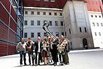 Madrid 28 de Septiembre de 2010. Presentacion de la Candidatura de Donostia 2016. Miembros de la delegacion en el Museo de Arte Reina Sofia. (ALTERPHOTOS/Alvaro Hernandez)