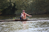 Race: 130  W.IM2.1x   [228]Worcester RC - WRR-Evans  vs [229] - Winner from Previous  <br /> <br /> Ross Regatta 2017 - Monday<br /> <br /> To purchase this photo, or to see pricing information for Prints and Downloads, click the blue 'Add to Cart' button at the top-right of the page.