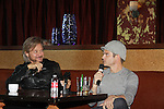 "Drama Brunch - The Young & The Restless Stephen Nichols and Greg Rikaart came for the fans with a brunch and photos during the Soap Opera Festivals Weekend - ""All About The Drama"" on March 25, 2012 at Bally's Atlantic City, Atlantic City, New Jersey.  (Photo by Sue Coflin/Max Photos)"