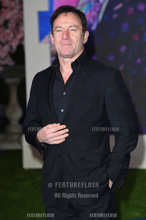 """LONDON, UK. December 12, 2018: Jason Isaacs at the UK premiere of """"Mary Poppins Returns"""" at the Royal Albert Hall, London.<br /> Picture: Steve Vas/Featureflash"""