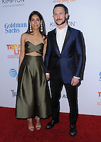 04 December 2016 - Beverly Hills, California. Tara Tucker, Jonathan Tucker.   TrevorLIVE Los Angeles 2016 Fundraiser held at Beverly Hilton Hotel. Photo Credit: Birdie Thompson/AdMedia