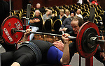Bench Press World Record 110111