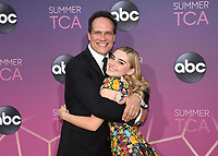 05 August 2019 - West Hollywood, California - Diedrich Bader, Meg Donnelly. ABC's TCA Summer Press Tour Carpet Event held at Soho House.   <br /> CAP/ADM/BB<br /> ©BB/ADM/Capital Pictures