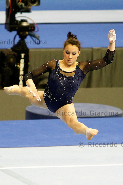 Vanessa FERRARI (ITA) :: Qualifications