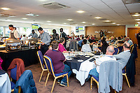 More Lounge - prematch Premier League match between Swansea City and Everton played at the Liberty Stadium, Swansea  on September 19th 2015