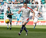 Jon Daly in action for Raith Rovers