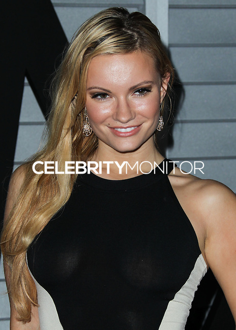 WEST HOLLYWOOD, CA, USA - JUNE 10: Caitlin O'Connor at the MAXIM Hot 100 Party held at the Pacific Design Center on June 10, 2014 in West Hollywood, California, United States. (Photo by Xavier Collin/Celebrity Monitor)