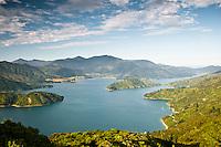 Kenepuru Sounds - Marlborough Sounds, New Zealand