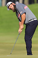 Andrew Johnston (ENG) putts on the 7th green during Saturday's Round 3 of the 2018 Turkish Airlines Open hosted by Regnum Carya Golf &amp; Spa Resort, Antalya, Turkey. 3rd November 2018.<br /> Picture: Eoin Clarke | Golffile<br /> <br /> <br /> All photos usage must carry mandatory copyright credit (&copy; Golffile | Eoin Clarke)
