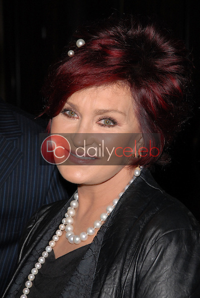 Sharon Osbourne<br /> at the Associates for Breast and Prostate Cancer 20th Anniversary Gala, Beverly Hilton Hotel, Beverly Hills, CA. 11-21-09<br /> David Edwards/Dailyceleb.com 818-249-4998