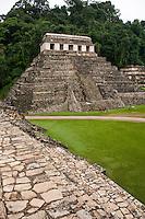 ruinas mayas sin gente