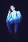 DAVID BOWIE, LIVE. 1974, NEIL ZLOZOWER