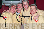 WHO YOU GONNA CALL: Ghost Busters in Ballybunion on New Year's Eve were Tommie McMahon, John Hickey, Padraig Wallace and Tom O'Callaghan, all Ballybunion.   Copyright Kerry's Eye 2008