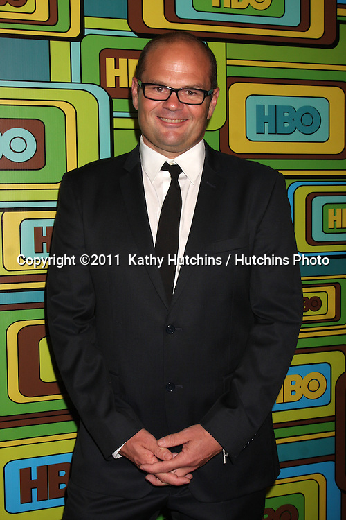 LOS ANGELES - JAN 16:  Chris Bauer arrives at the HBO Golden Globe Party 2011 at Circa 55 at the Beverly Hilton Hotel on January 16, 2011 in Beverly Hills, CA