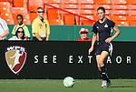 18 July 2009: Washington's Jill Gilbeau. The Washington Freedom defeated Saint Louis Athletica 1-0 at the RFK Stadium in Washington, DC in a regular season Women's Professional Soccer game.