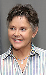 Amanda Bearse attends the Off-Broadway Meet & Greet Photocall for the cast of 'Party Face' at Theatre Row Studios on November 18, 2017 in New York City.