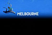 Stefanos Tsitsipas (Gre) <br /> Melbourne 22/01/2019 Australian Open<br /> Tennis Grande Slam 2019 <br /> Foto Antoine Couvercelle / Panoramic / Insidefoto <br /> ITALY ONLY