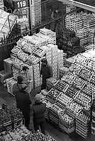 - Milano 1984, l'Ortomercato<br /> <br /> - Milan 1984, the fruit and vegetable wholesale market