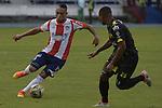 Atlético Junior venció como local 2-0 a Alianza Petrolera. Fecha 6 Liga Águila II-2016.