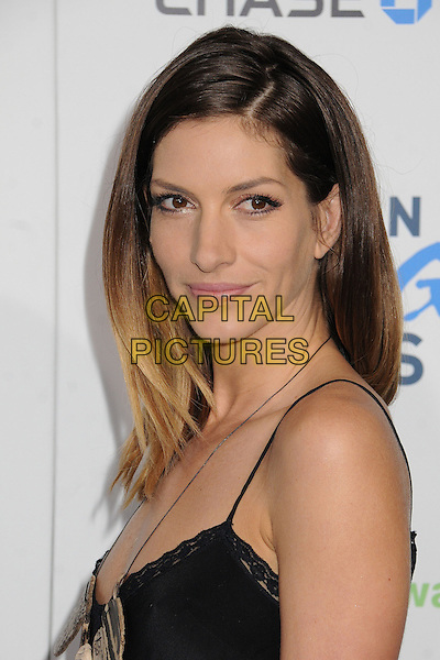 Dawn Olivieri.2nd Annual American Giving Awards held at the Pasadena Civic Auditorium, Pasadena, California, USA..December 7th, 2012.headshot portrait black side    .CAP/ADM/BP.©Byron Purvis/AdMedia/Capital Pictures.