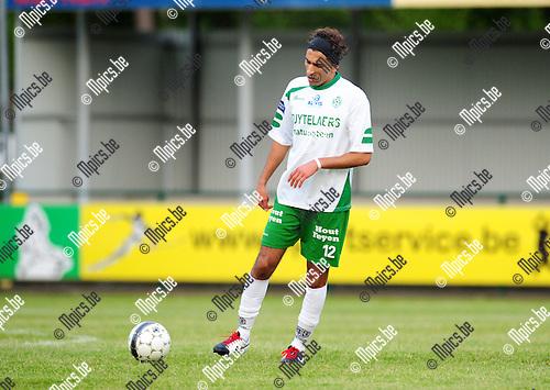 2014-07-02 / Voetbal / seizoen 2014-2015 / Dessel Sport / Mehmet Bolat<br /><br />Foto: mpics.be