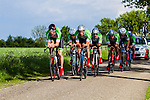 Baby Dump Cyclingteam, Stage 2: Team Time Trial, 62th Olympia's Tour, Netterden, The Netherlands, 13th May 2014, Photo by Thomas van Bracht / Peloton Photos