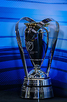 Toronto, ON, Canada - Saturday Dec. 10, 2016: MLS Cup prior to the MLS Cup finals at BMO Field.