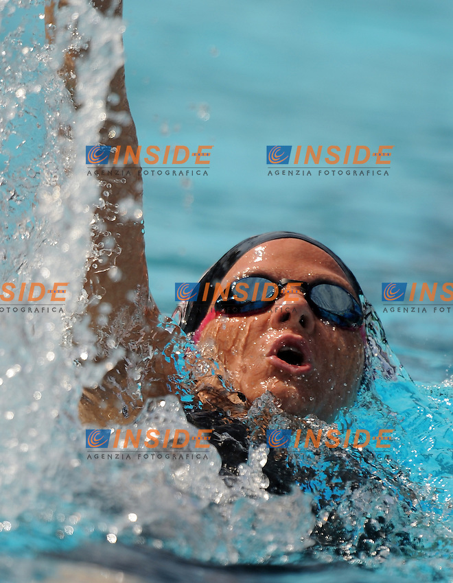 Roma 31th July 2009 - 13th Fina World Championships From 17th to 2nd August 2009....Swimming heats..Women's 200m backstroke..Kirsty Coventry (ZIM)....photo: Roma2009.com/InsideFoto/SeaSee.com