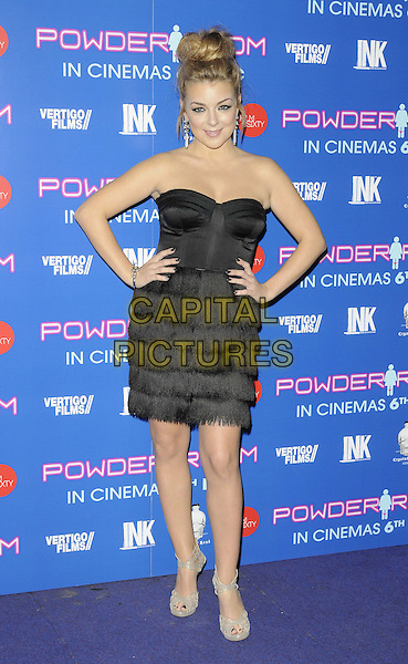 LONDON, ENGLAND - NOVEMBER 27: Sheridan Smith attends the &quot;Powder Room&quot; UK film premiere, Cineworld Haymarket on November 27,  2013 in London, England, UK.<br /> CAP/CAN<br /> &copy;Can Nguyen/Capital Pictures