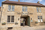 The Talbot Inn public house, Mells, Somerset, England, UK